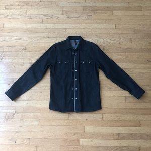 Nudie Jeans Men's Jean Shirt Jacket